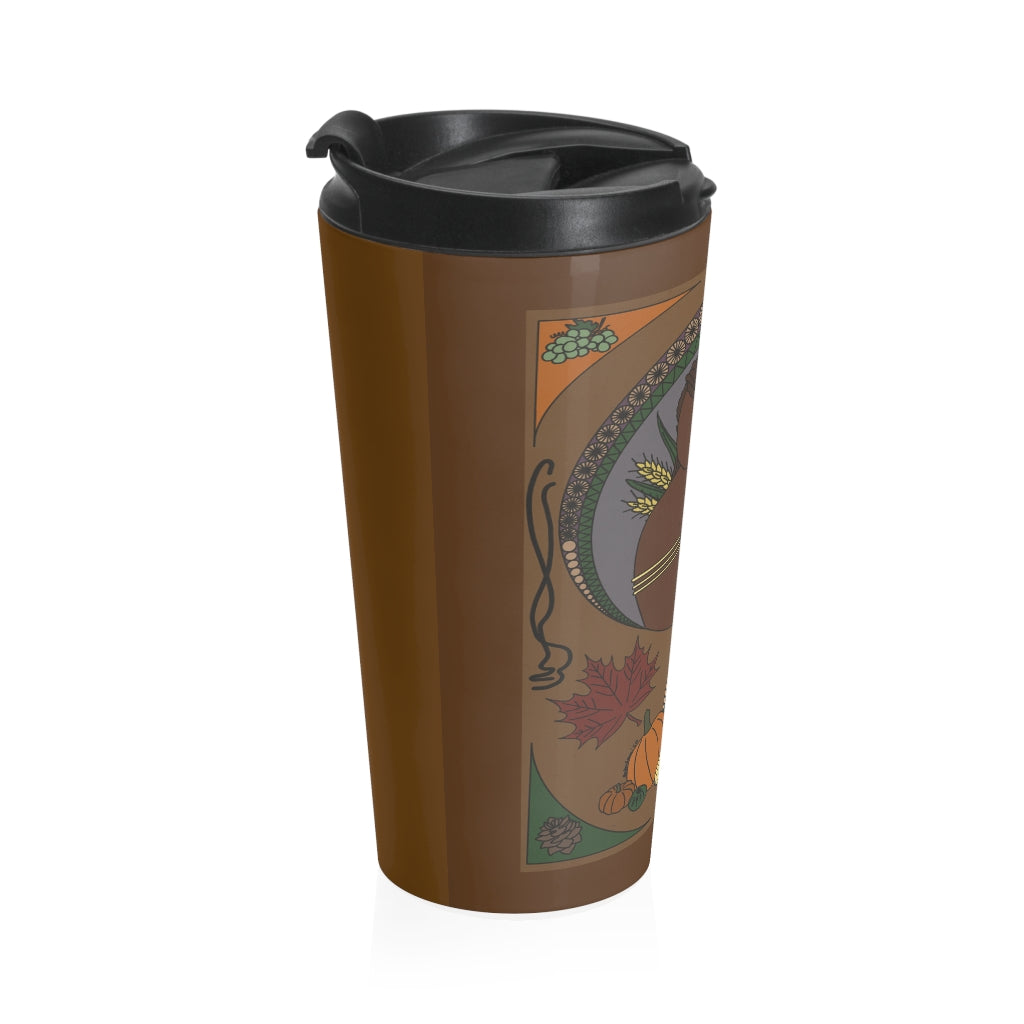 Mabon Stainless Steel Travel Mug