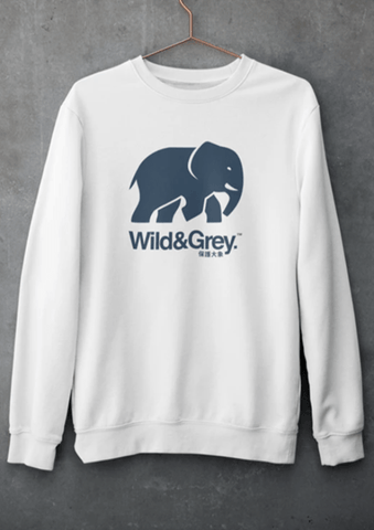 Womens Perfect Sweater - Elephant Conservation