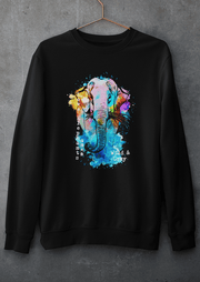 Elephant Dreams - Perfect Womens Sweater