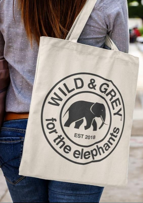 Shopping Bag - Wild&Grey - Tote Bag