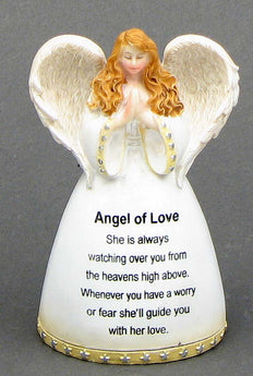 Angel of Love Bell - aomega-products