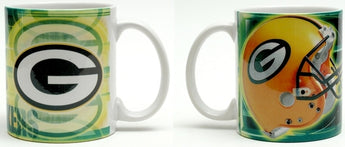NFL Green Bay Packers Ceramic Mug - aomega-products