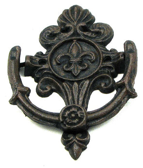 Fleur De Lis Door Knocker - aomega-products