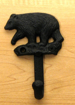 Cast Iron Bear Hook - aomega-products