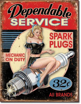 Dependable Service Spark Plugs - aomega-products