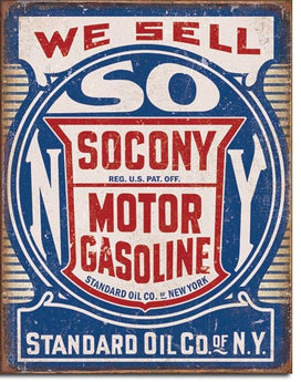 SOCONY Standard Gas of New York - aomega-products