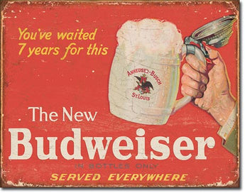 The New Budweiser - aomega-products