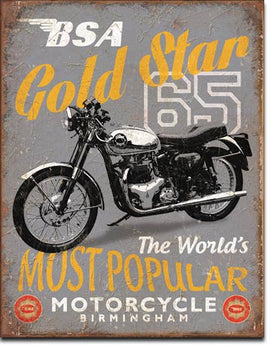 BSA - '65 Gold Star - aomega-products