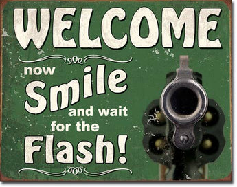 SMILE - Wait for the Flash - aomega-products