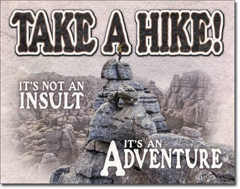 TAKE A HIKE! - aomega-products
