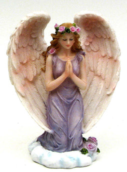 7 Intercession Praying Angel - aomega-products