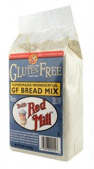 Bob's Red Mill Gluten Free Bread Mix (4x16 Oz) - aomega-products