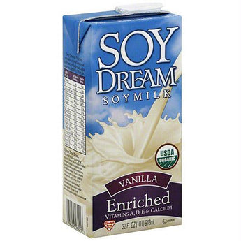 Imagine Foods Enriched Vanilla Soy Beverage (8x64 Oz) - aomega-products