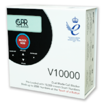 CPR Call Blocker V10000 - aomega-products