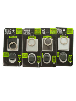 Gadget Gear Ring Phone Holder (Available in a pack of 24) - aomega-products