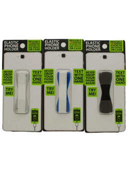 Gadget Gear Elastic Phone Holder (Available in a pack of 24) - aomega-products