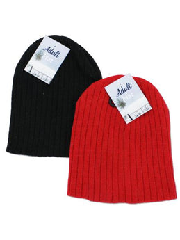 Adult Knit Cap (Available in a pack of 24) - aomega-products