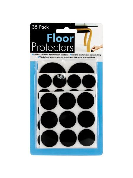 Floor Protecting Furniture Pads (Available in a pack of 24) - aomega-products