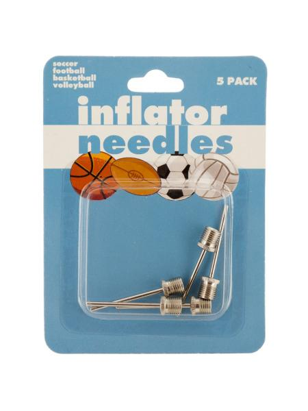 Sports Ball Inflator Needles (Available in a pack of 24) - aomega-products