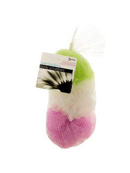 Exfoliating Body Scrubbers (Available in a pack of 24) - aomega-products