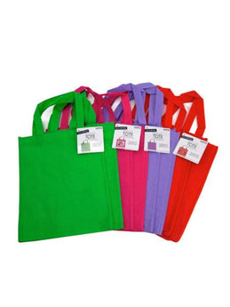 Solid Color Non-Woven Tote Bag (Available in a pack of 36) - aomega-products