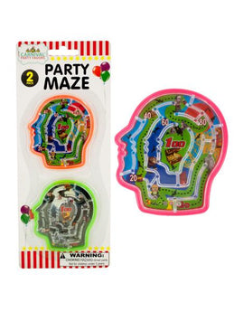 Halloween Party Brain Mazes (Available in a pack of 24) - aomega-products