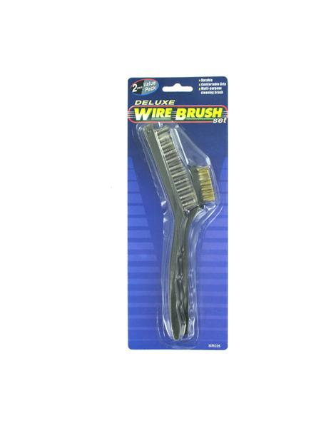 Multi-Purpose Wire Brush Set (Available in a pack of 24) - aomega-products
