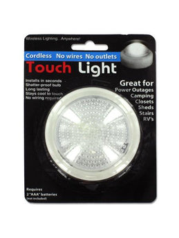 Compact Touch Light (Available in a pack of 24) - aomega-products