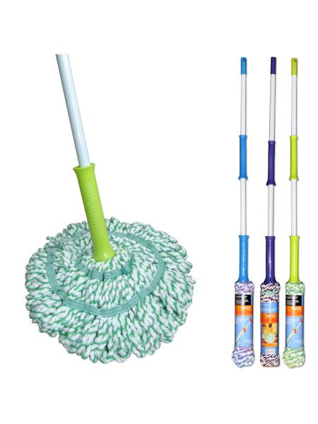 Twist Floor Mop (Available in a pack of 1) - aomega-products