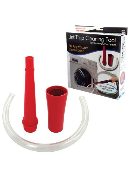 Lint Trap Cleaning Tool (Available in a pack of 4) - aomega-products