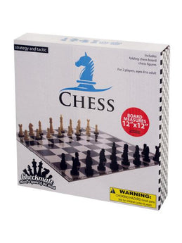 Folding Chess Game (Available in a pack of 10) - aomega-products