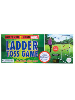 Ladder Toss Game (Available in a pack of 2) - aomega-products