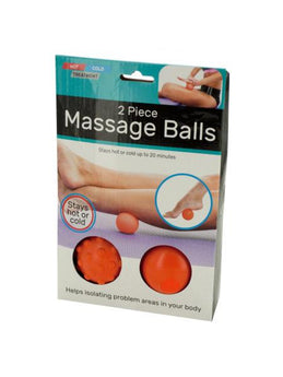 Hot & Cold Therapy Massage Balls Set (Available in a pack of 6) - aomega-products
