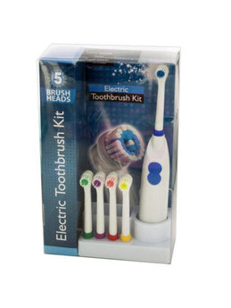 Electric Toothbrush Set (Available in a pack of 2) - aomega-products