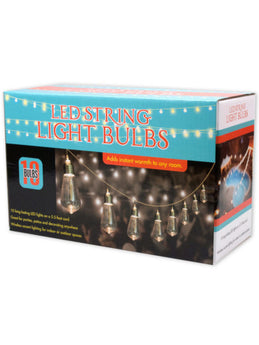 String LED Light Bulbs (Available in a pack of 2) - aomega-products