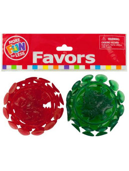 Holiday Suction Darts Party Favors (Available in a pack of 24) - aomega-products