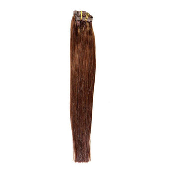 Mocha Brown Clip-in - aomega-products
