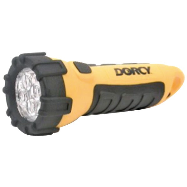 Dorcy 41-2510 55-Lumen 4-LED Carabiner Waterproof Flashlight - aomega-products