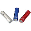 Dorcy 41-3246 23-Lumen 9-LED Aluminum Flashlights, 3 pk - aomega-products