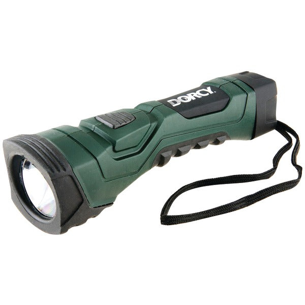 Dorcy 41-4751 180-Lumen LED Cyber Light Flashlight (Green) - aomega-products