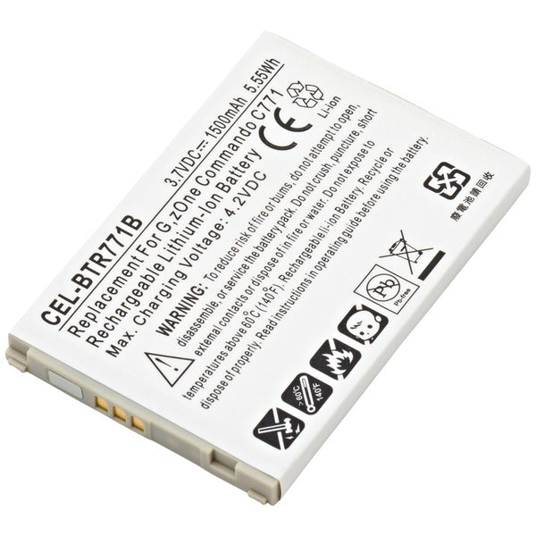Ultralast CEL-BTR771B CEL-BTR771B Replacement Battery - aomega-products