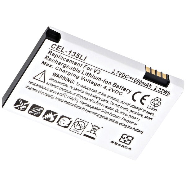 Ultralast CEL-135LI CEL-135LI Replacement Battery - aomega-products