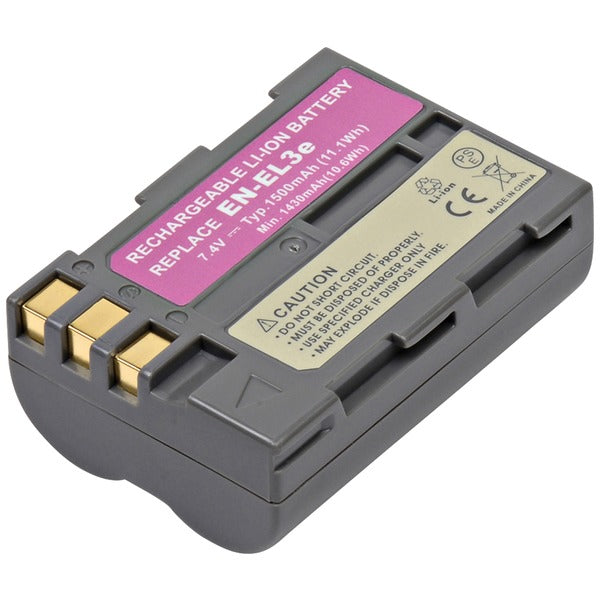 Dantona CAM-ENEL3EP CAM-ENEL3EP Replacement Battery - aomega-products