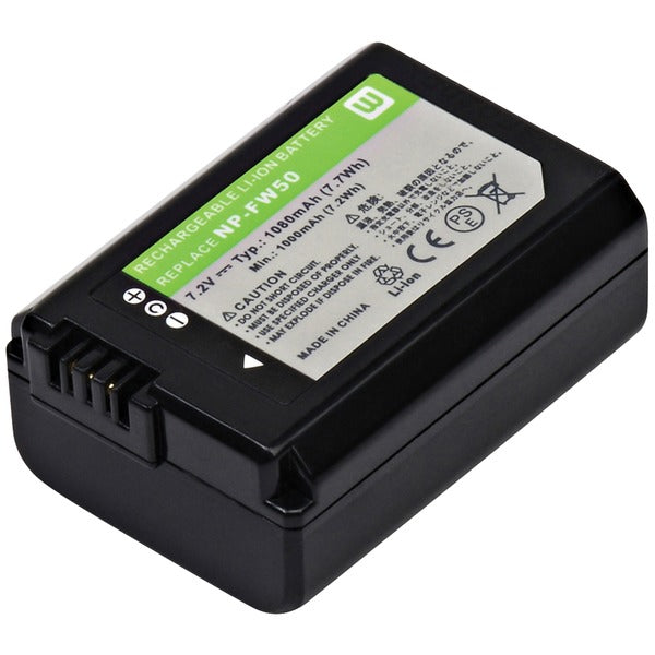 Dantona CAM-FW50P CAM-FW750P Replacement Battery - aomega-products