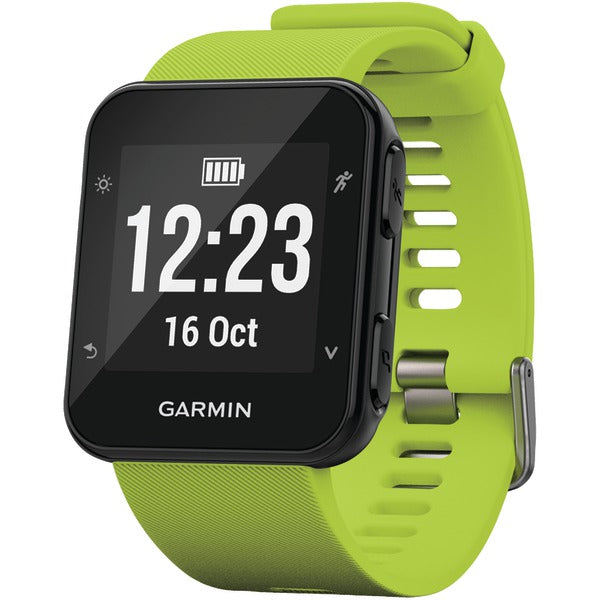 Garmin 010-01689-01 Forerunner 35 GPS-Enabled Running Watch (Limelight) - aomega-products
