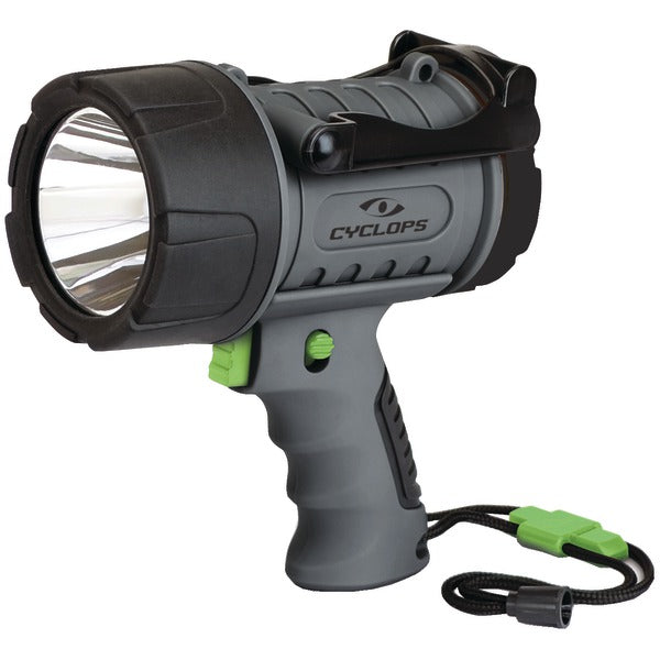 Cyclops CYC-200WP-G 200-Lumen Rechargeable Waterproof Spotlight - aomega-products