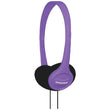 KOSS 190501 KPH7 On-Ear Headphones (Violet) - aomega-products
