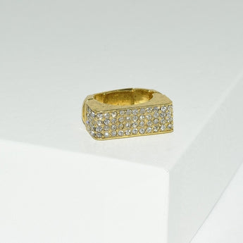 Monte Carlo Pave Ring - aomega-products