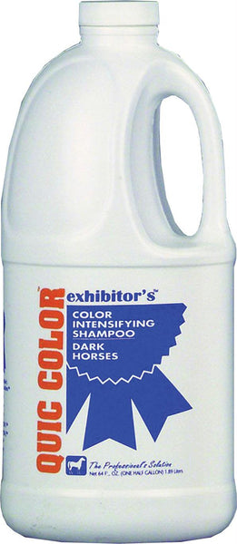 Quic Color Intensifying Horse Shampoo - aomega-products