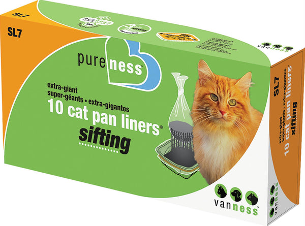 Van Ness Sifting Cat Pan Liners - aomega-products